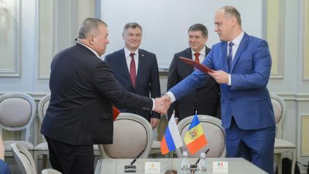 У Кантемировского района Воронежской области появился побратим в Республике Молдова