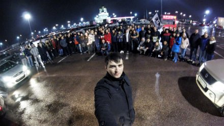 Воронежских водителей позвали на флешмоб в честь Дня Победы