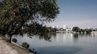В Воронежском водохранилище нашли рюкзак с ногами человека