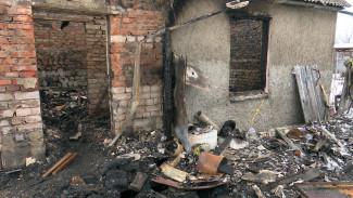 Сигарета и зола из печки. Что привело к смертельным пожарам в Воронежской области