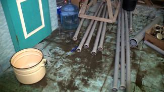 Горячие фекальные источники забили в домах воронежцев из-за коммунальщиков