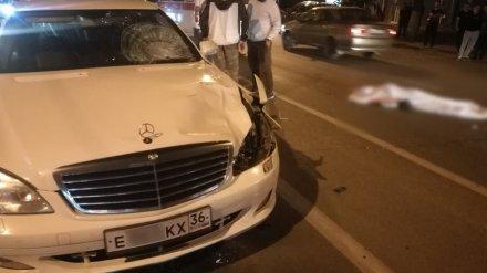 Суд арестовал воронежца на Mercedes, насмерть сбившего женщину на проспекте Революции