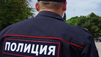 В воронежском селе пьяный виновник ДТП напал на полицейского при задержании