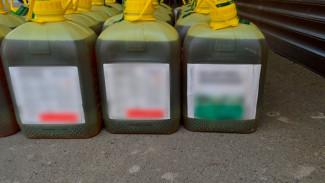 Под Воронежем полицейский поймали банду за кражи гербицидов на 1,4 млн рублей