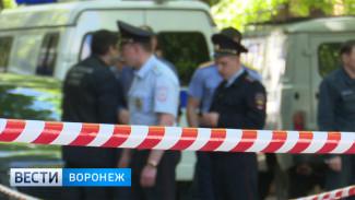 Новые подробности инцидента с налётчиком, покончившим с собой в отделении банка в Воронеже