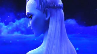 Воронежские аниматоры превратили Снежную Королеву в заботливое привидение