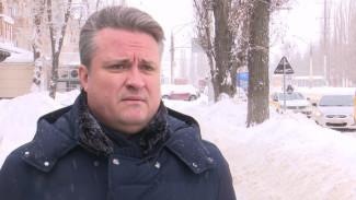 Мэр Воронежа: «Надеюсь, следующей зимой мы такой истории с тротуарами больше не увидим»