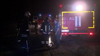 При пожаре в частном доме в Воронежской области погиб пенсионер