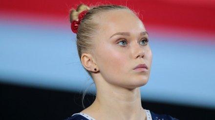 Воронежская гимнастка Ангелина Мельникова выступила в квалификации чемпионата мира