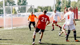 Нововоронежские атомщики взяли кубок крупного футбольного турнира