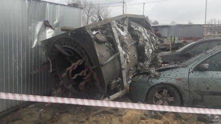 При взрыве котельной под Воронежем 1 человек погиб и 2 пострадали