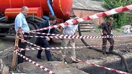 В Зареченском сбываются мечты - новая канализация появится в следующем году