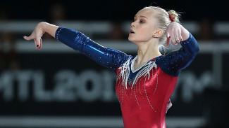 Воронежская гимнастка Ангелина Мельникова завоевала «серебро» на чемпионате мира