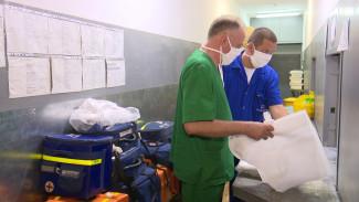 События недели: врачи в «красной зоне» и «побег» воронежцев на дачи