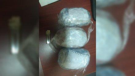 В Воронеже наркокурьера осудили за тайник с героином рядом со школой