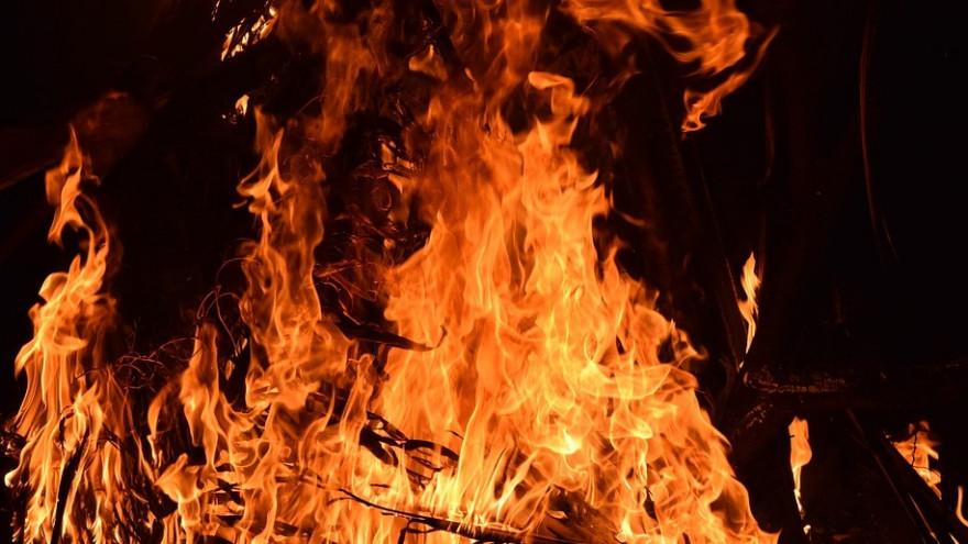 В Воронежской области ребёнок обгорел на глазах у отца из-за взрыва в костре