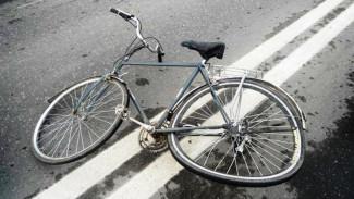 Под Воронежем велосипедист влетел под внедорожник