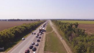 Обход Лосево в Воронежской области осветят за 780 млн рублей