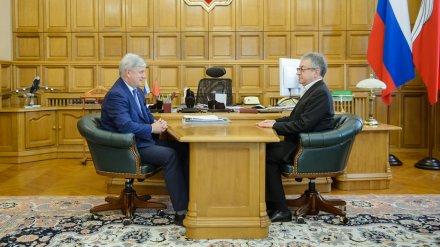 Известный бизнесмен стал советником губернатора Воронежской области