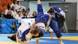 Воронежская спортсменка стала бронзовым призёром Кубка Европы по дзюдо