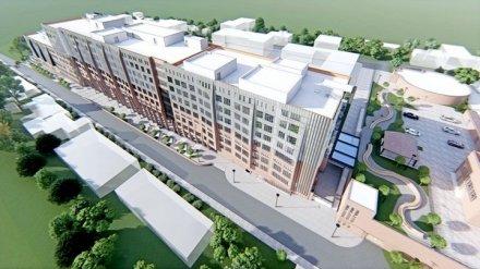 Воронежская область получит более миллиарда рублей на строительство онкоцентра