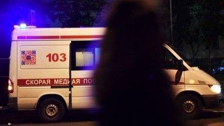 На трассе в Воронежской области в лобовом ДТП погибли 4 человека