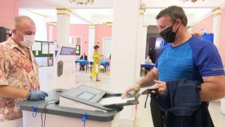 В Воронежской области стартовал второй день голосования