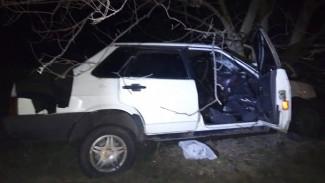 Компания молодёжи пострадала в ДТП на трассе в Воронежской области