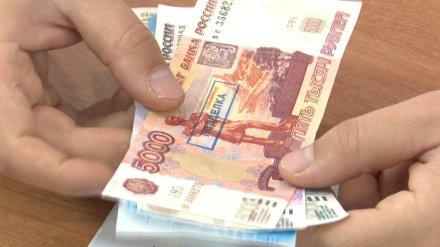 Воронежцам назвали серии самых распространённых фальшивых купюр