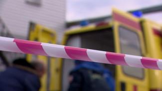 В популярном торговом центре в Воронеже умер мужчина
