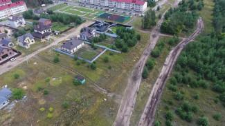 «Зона термического поражения». Под Воронежем землю рядом с газопроводом отдали под жильё