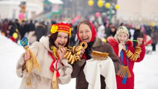 Въезд на парковку Центрального парка в Воронеже на Масленицу будет запрещён