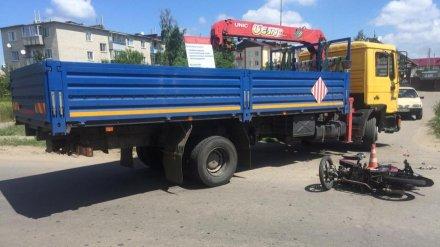 В Воронежской области пойдёт под суд водитель грузовика, насмерть сбивший мотоциклиста