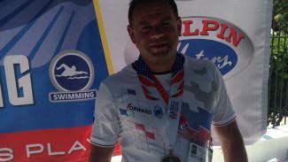 Воронежский полицейский завоевал «бронзу» на Всемирных играх в Лос-Анджелесе