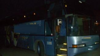 В Воронежской области ростовчанин на автобусе в темноте переехал 78-летнего старика