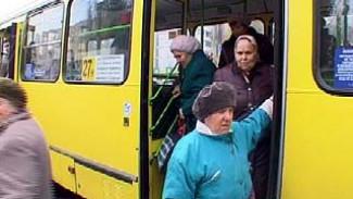 Воронежцам стоит воздержаться от поездок на личном автотранспорте