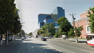 На воронежский проспект Революции спустя 3 месяца вернулись троллейбусы