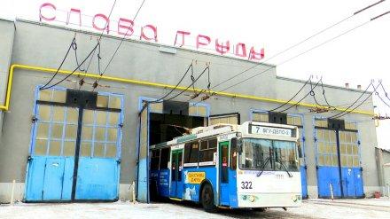 Воронежские общественники сообщили о массовом уходе работников троллейбусного депо
