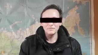 В Воронеже поймали попавшего на видеокамеры квартирного вора