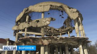 Работы по консервации Ротонды в Воронеже завершатся к 2020 году