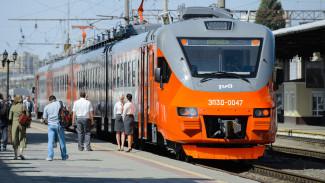 Суперсовременные электрички начнут курсировать по Воронежской области