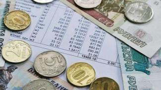 Тарифы на услуги ЖКХ в Воронеже вырастут с 1 июля