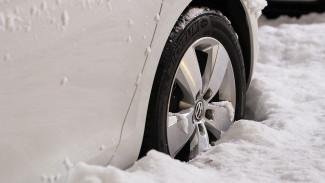 Полиция порекомендовала воронежцам «переобуть» машины к зиме