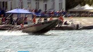 В акватории Воронежского моря прошли соревнования по водно-моторному спорту