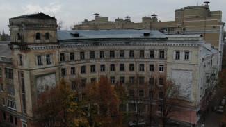 Разработчик создал онлайн-карту возраста зданий Воронежа