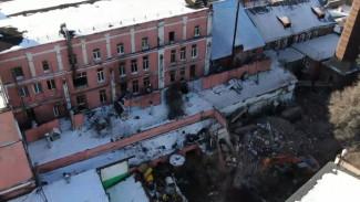 При сносе хлебозавода в Воронеже нашли нарушения