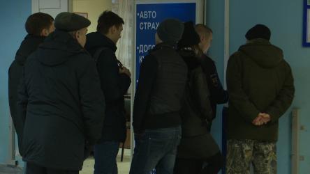 Воронежцы пожаловались на очереди в отделах ГИБДД
