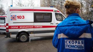 После ДТП в Воронежской области 18-летний парень попал в больницу