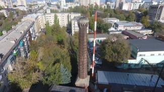 В Воронеже начался снос старинного хлебозавода