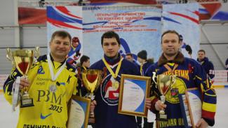 В Нововоронеже завершилось открытое первенство по хоккею среди команд «Росэнергоатома»
